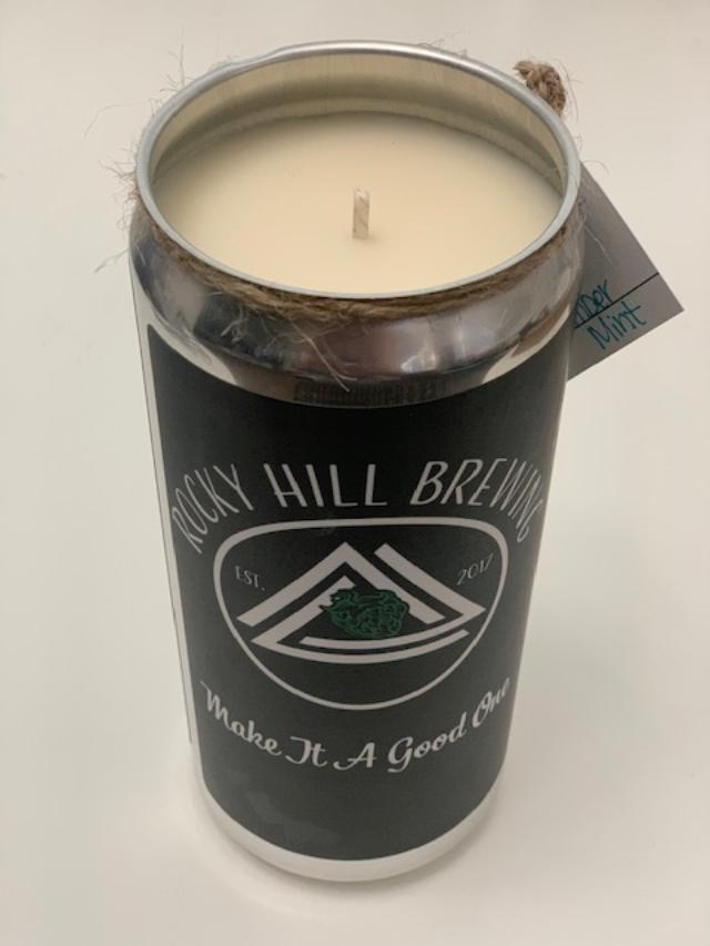 Craft Beer Soy Candle